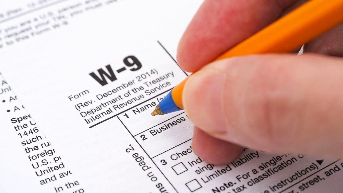W-9 Form 2021 In Spanish